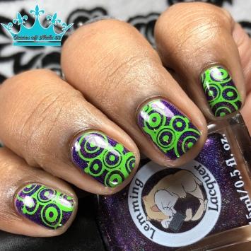 My Will Made Real - w/ nail art