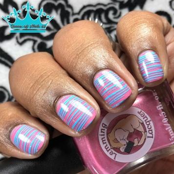 Nerf This!- w/ nail art