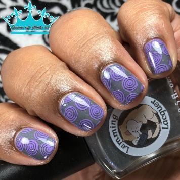 Take Your Medicine - w/ nail art