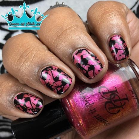 Baby Girl - w/ nail art