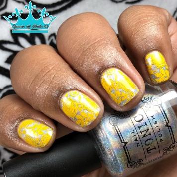 Jinkx - w/ nail art
