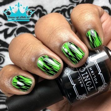 Detox - w/ nail art