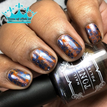Diva Royale - w/ nail art