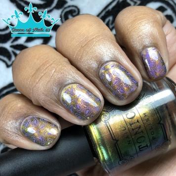 Flawless - w/ nail art