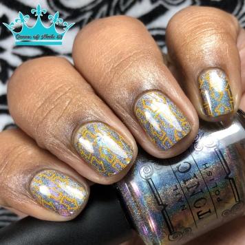 Ru - w/ nail art