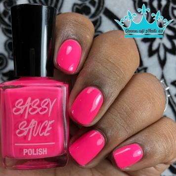 Pinki's Out - w/ glossy tc
