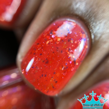 "Baby Girl Lacquer - ""Ultimate Sacrifice"" - macro"