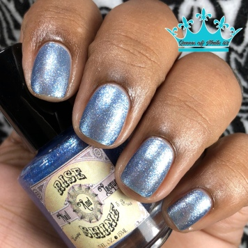 """Rise and Shine Lacquer - """"The Price of Courage"""" - w/ glossy tc"""