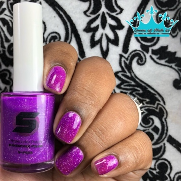 Hypercolor Purple - w/ glossy tc