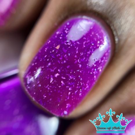 Hypercolor Purple - macro