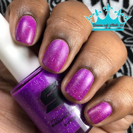 Hypercolor Purple - w/ matte tc