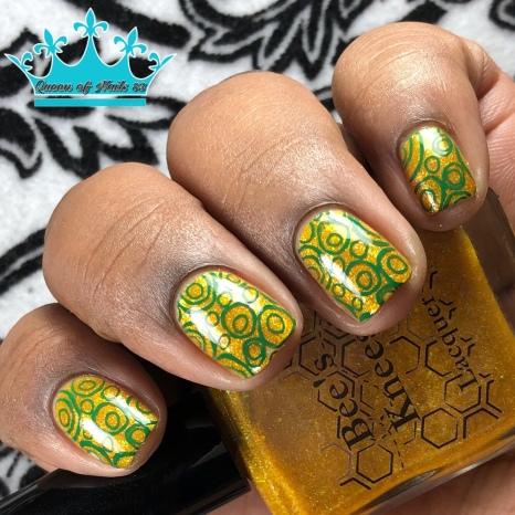 a TrioWhen Life Gives You Lemons, Get More Polish - w/ nail art