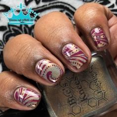 Cat Island - w/ nail art