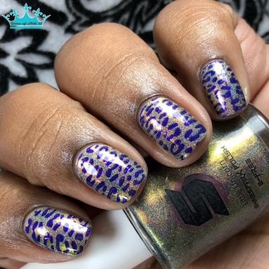 Little Unicorn - w/ nail art