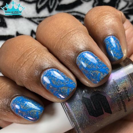 Sloppy Unicorn - w/ nail art