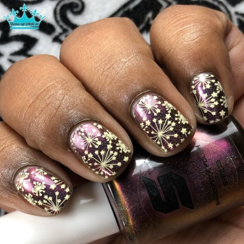 Blessed Unicorn - w/ nail art