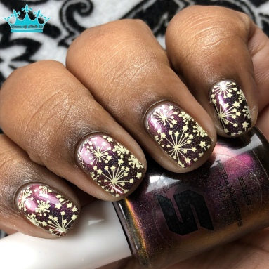 Blessed Unicorn - w/ nail art