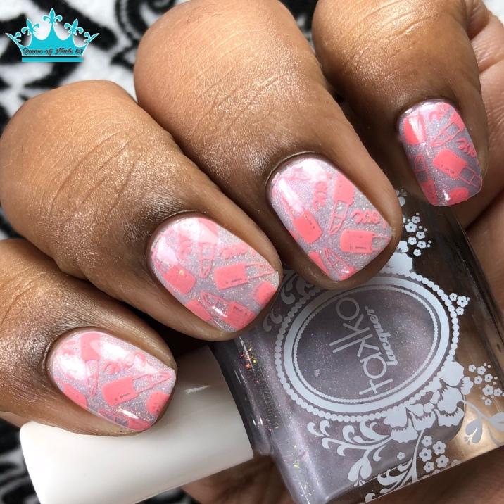 Takko - Fairyland - w/ nail art
