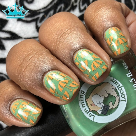 They Go Low, We Get High - w/ nail art