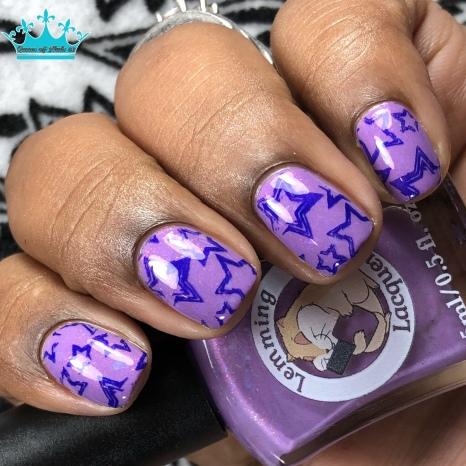 Can-nabis, Not Can't-abis - w/ nail art