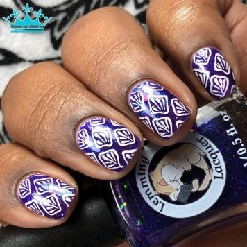 Cosmic Dipshits - w/ nail art