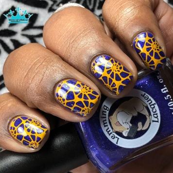 Enchanted Glen - w/ nail art