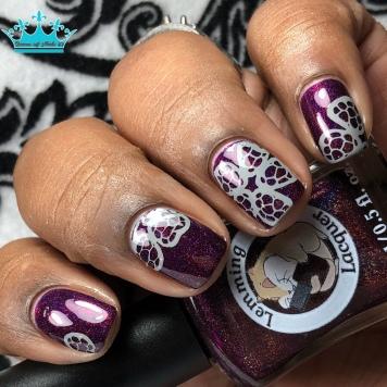 Bottomless Pit of Need - w/ nail art