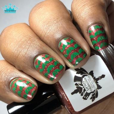 Assemble - w/ nail art