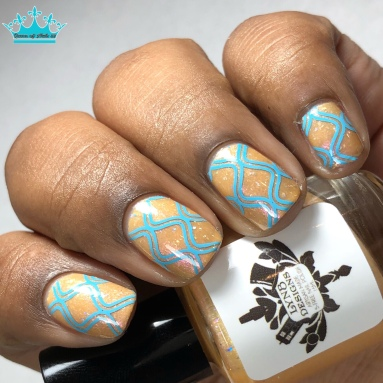 What's the Buzz - w/ nail art