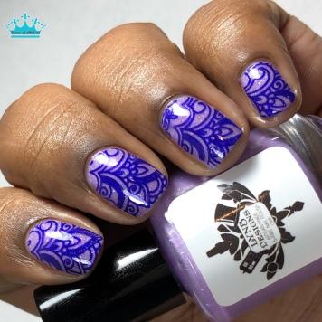 Re-Markie-ble - w/ nail art