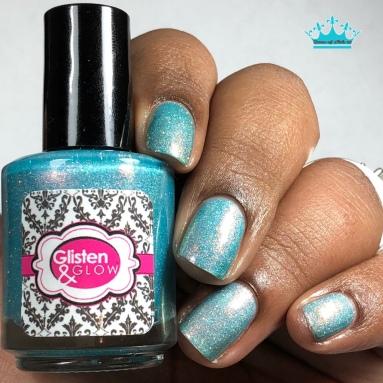 Glisten & Glow – Fairy In Love - w/ glossy tc