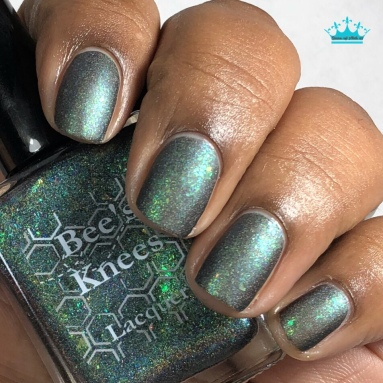 Once in a Teal Moon - w/ matte tc