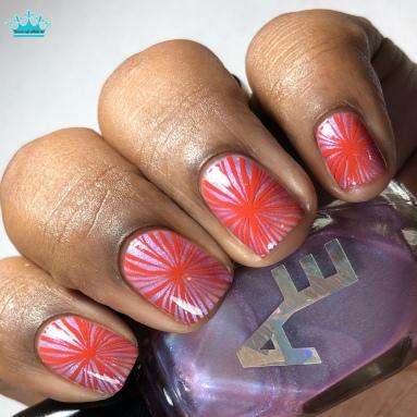 Petal Perfect - w/ nail art
