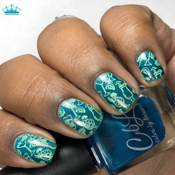 This Side of Heaven - w/ nail art