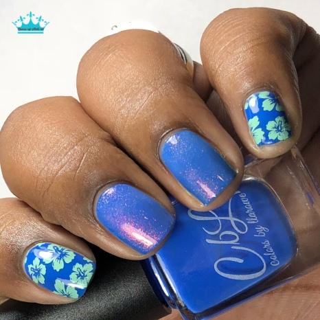 High Quality H2O - w/ nail art