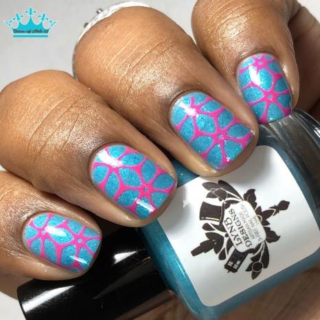 LynB Designs - Subliminal Goddess - w/ nail art