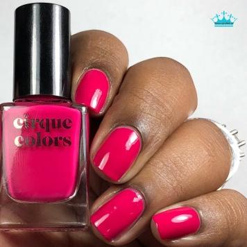 Blushing Queens - w/ glossy tc