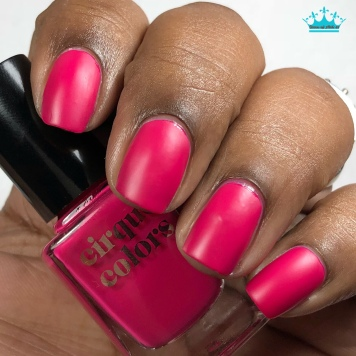 Blushing Queens - w/ matte tc