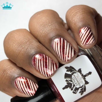 Sectumsempra - w/ nail art