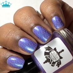 Colovaria - w/ nail art