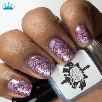 Expecto Patronum - w/ nail art