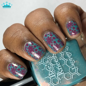 Mermaid You Look - w/ nail art
