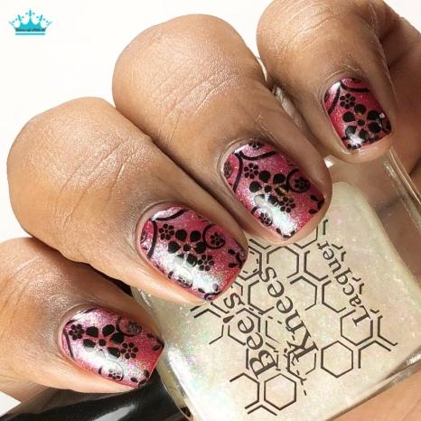 You My Chimichanga - w/ nail art