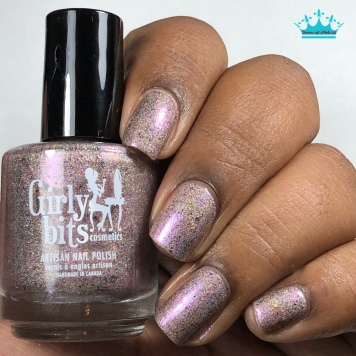 Girly bits Cosmetic - Pocket Full of Fairies - w/ glossy tc