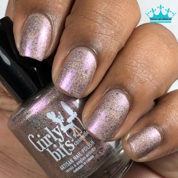 Girly bits Cosmetic - Pocket Full of Fairies - w/ mate tc