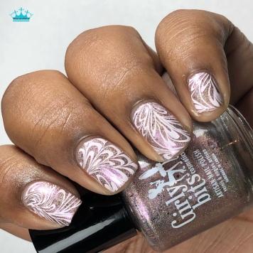 Girly bits Cosmetic - Pocket Full of Fairies - w/ nail art