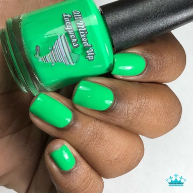 Fine As Frog's Hair - w/ glossy tc