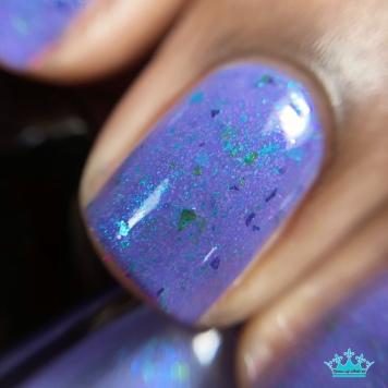 Dollish Polish - Enchanted Fairy - macro