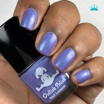 Dollish Polish - Enchanted Fairy - w/ matte tc