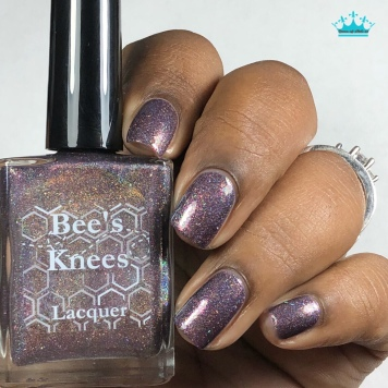 Bee Knee's - Bogeys, Boggles and Barges -w/ glossy tc